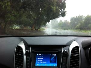 Rain, Again